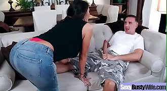 Slut Sexy Housewife (Ava Addams) With Big Tits Enjoy Hard Sex On Web cam vid-05