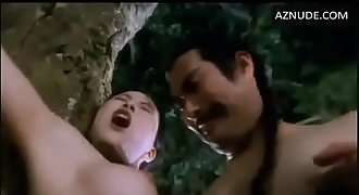 Julie Lee Breasts  Butt Scene in A Chinese Chamber Story