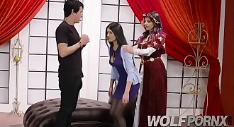 Fucking in play with my teacher'_s whore and my casting partn-Sparks-brazzers (3)