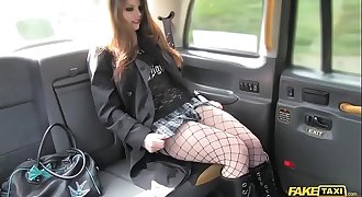 Fake Taxi kinky customer underwear fetish