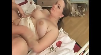 Fat horny bitch with huge tits wants to fuck
