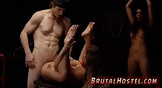 Extreme anal gape hd and slave Two youthfull sluts, Sydney Cole and